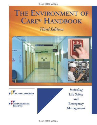 9781599403717: The Environment of Care Handbook, Third Edition