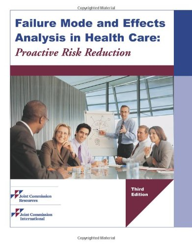 Failure Mode and Effects Analysis in Health: Commission, Joint