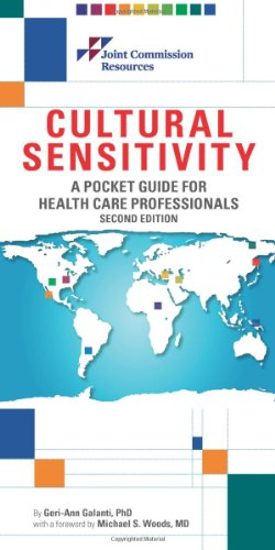 Cultural Sensitivity: A Pocket Guide for Health: Joint Commission Resources