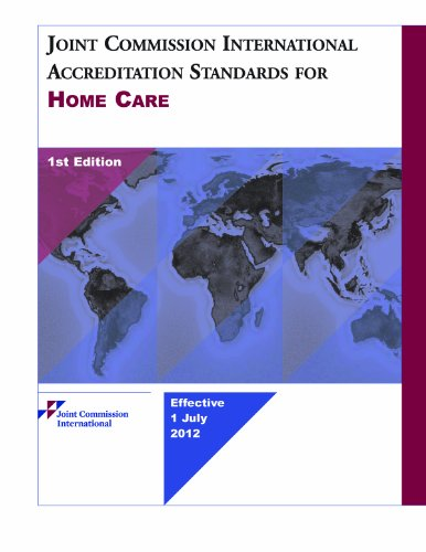 9781599407302: Joint Commission International Accreditation Standards for Home Care, 1st Edition