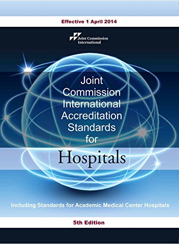 9781599407869: JCI Accreditation Standards for Hospitals,5th Ed