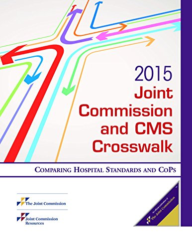 2015 Joint Commission and CMS Crosswalk: Comparing Hospital Standards and CoPs (Soft Cover) (JCR, ...