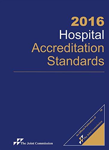 9781599409153: 2016 Hospital Accreditation Standards