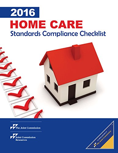 9781599409207: 2016 Home Care Compliance Assessment Checklist