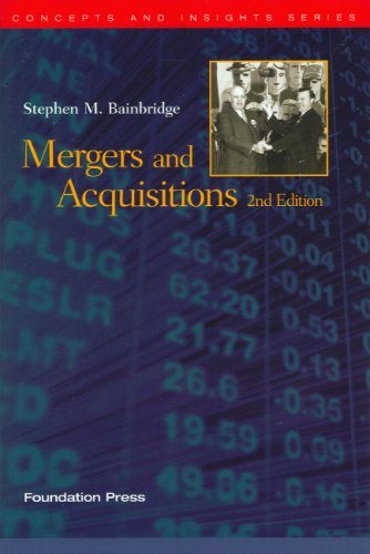 9781599413648: Mergers and Acquisitions (University Textbook Series)