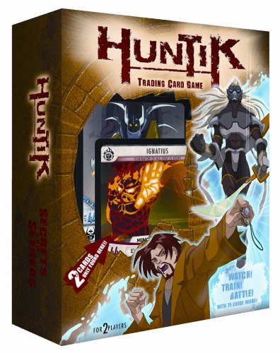 9781599457758: Huntik Tcg Secrets & Seekers Blister