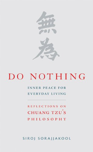 9781599471532: Do Nothing: Inner Peace for Everyday Living - Reflections on Chuang Tzu's Philosophy