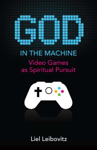 9781599474373: God in the Machine: Video Games as Spiritual Pursuit (Acculturated)