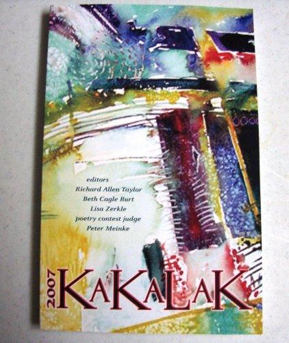 Kakalak 2007 Anthology of Carolina Poets
