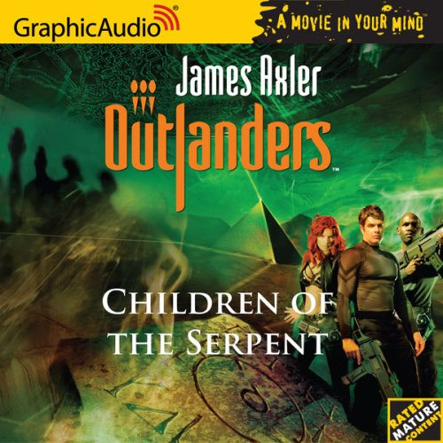 9781599500317: Outlanders # 33- Children of the Serpent