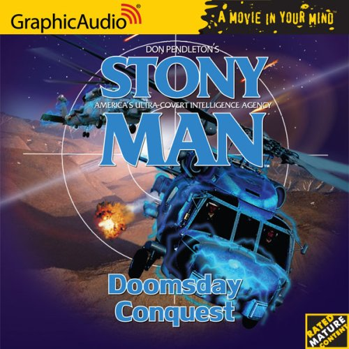 Stony Man # 80- Doomsday Conquest (1599500337) by Don Pendleton