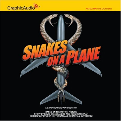 9781599501666: Snakes on a Plane: The Audiobook