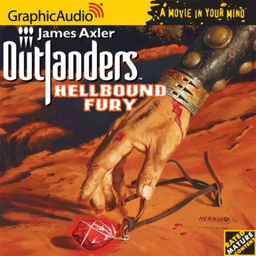 Outlanders # 8 - Hellbound Fury: James Axler