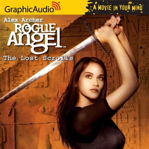 9781599503622: The Lost Scrolls (Rogue Angel, Book 6)