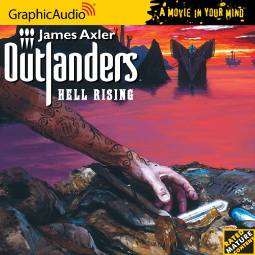 Outlanders 14 - Hell Rising (1599505037) by James Axler