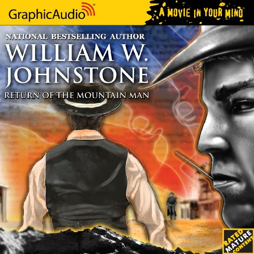 Smoke Jensen: The Mountain Man 2 - Return of the Mountain Man (1599505339) by William W. Johnstone