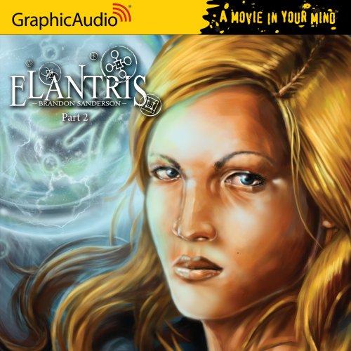 9781599505626: Elantris, Part 2