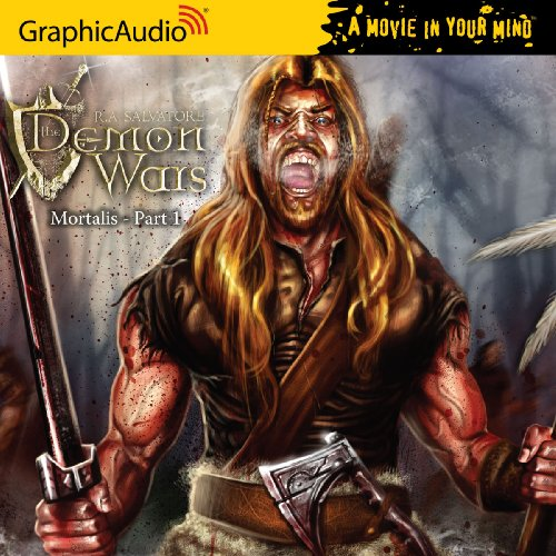 9781599506289: The Demon Wars Saga - Mortalis (Part 1 of 3)