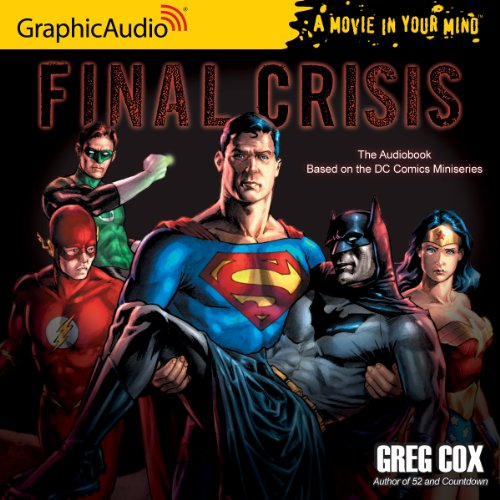DC Comics  Final Crisis: Greg Cox