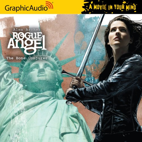 Rogue Angel 24: The Bone Conjurer (Rogue Angel a Movie in Your Mind) (1599507455) by Alex Archer
