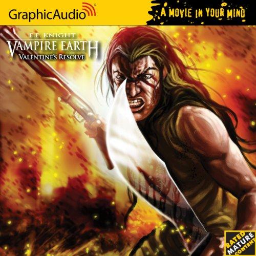 Vampire Earth 6 - Valentine's Resolve (9781599507750) by E.E. Knight