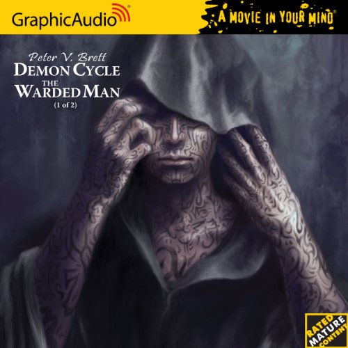 9781599508160: Demon Cycle 1 The Warded Man (1 of 2)