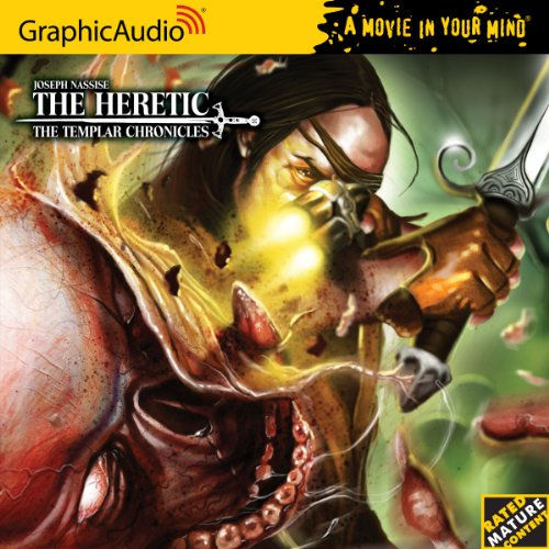9781599508368: The Templar Chronicles 1 The Heretic