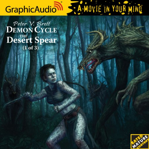 9781599508733: Demon Cycle 2 - The Desert Spear (1 of 3)