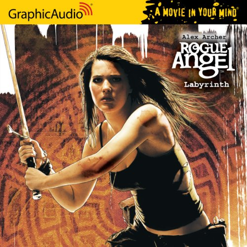 Rogue Angel 34 Labyrinth (159950877X) by Alex Archer