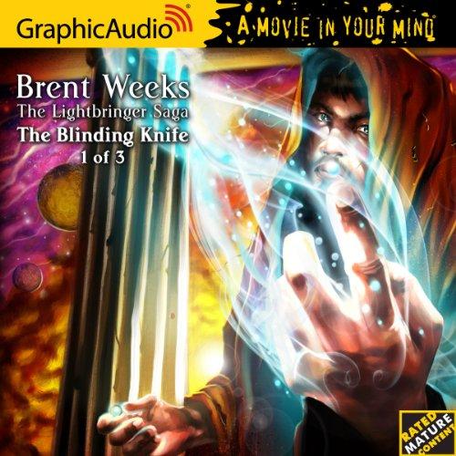 Lightbringer Saga 2: The Blinding Knife (1 of 3): Brent Weeks