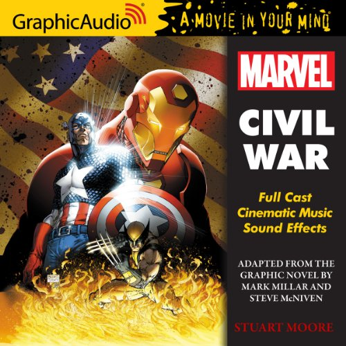 Civil War Prose Novel: Stuart Moore