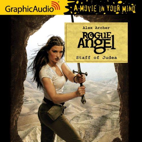 9781599509952: Rogue Angel 41: Staff of Judea