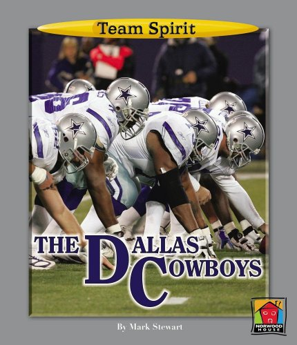 9781599530048: The Dallas Cowboys (Team Spirit (Norwood))