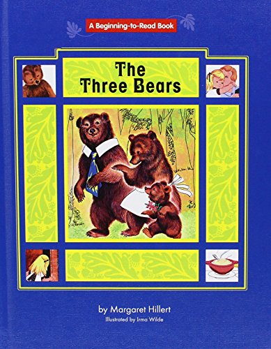 9781599530260: The Three Bears (Beginning to Read-Fairy Tales and Folklore)