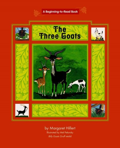 9781599530277: The Three Goats . (Beginning to Read-Fairy Tales and Folklore)