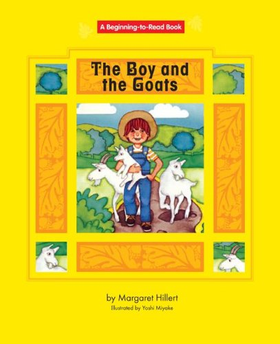 The Boy and the Goats (Beginning to Read-Fairy Tales and Folklore): Margaret Hillert