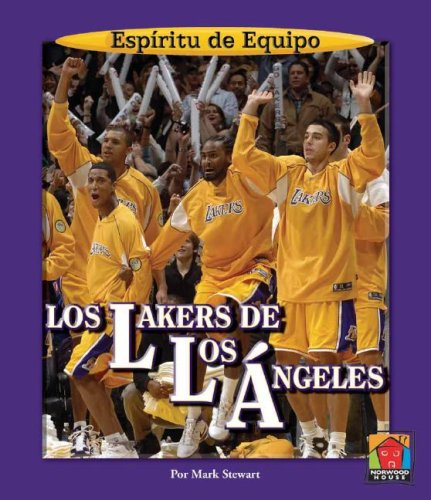 Los Lakers de los Angeles (Hardback): Mark Stewart