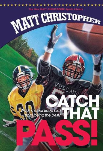 9781599531052: Catch That Pass (New Matt Christopher Sports Library (Library))