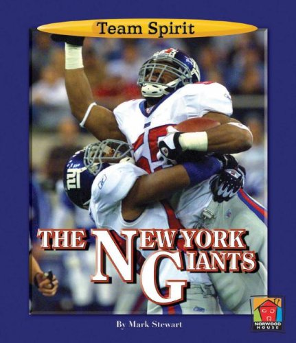 The New York Giants (Team Spirit)