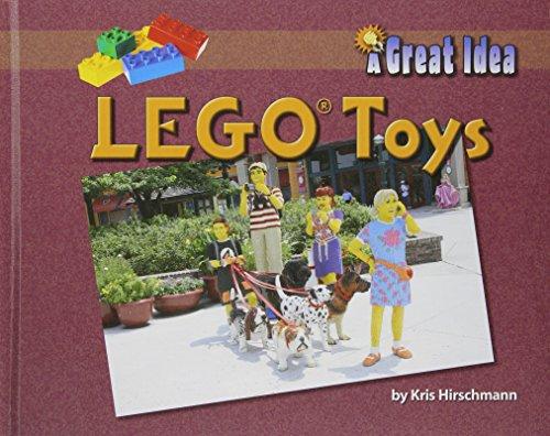 Lego Toys (great Idea)