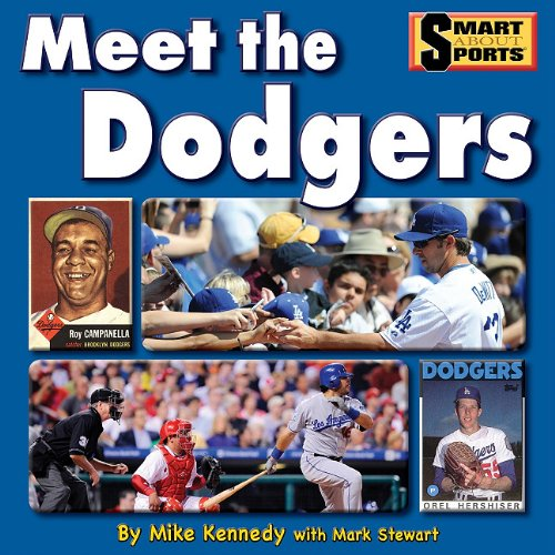 9781599533711: Meet the Dodgers (Smart About Sports)