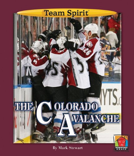 Colorado Avalanche (Team Spirit (Norwood)): Stewart, Mark