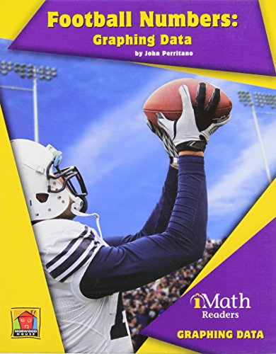 9781599535661: Football Numbers: Graphing Data (Imath Readers, Level B)