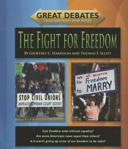 The Fight for Freedom (Hardback): Geoffrey C Scott Harrison