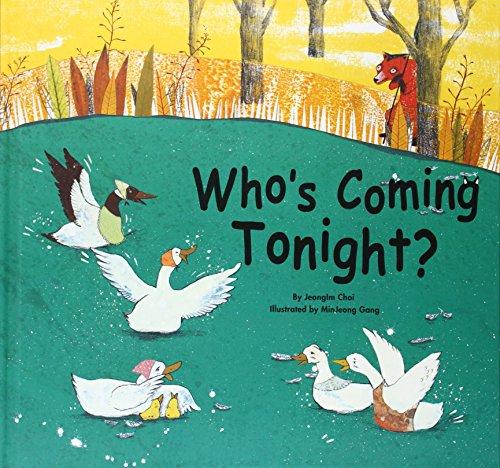 9781599536538: Who's Coming Tonight? (Myself Bookshelf)