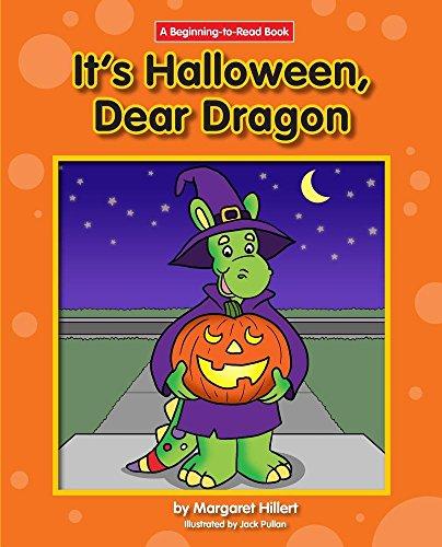 9781599537733: It's Halloween, Dear Dragon (Beginning-To-Read)