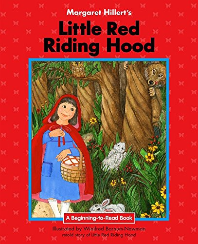 9781599537832: Little Red Riding Hood: 21st Century Edition (Beginning-to-Read: Fairy Tales and Folklore)