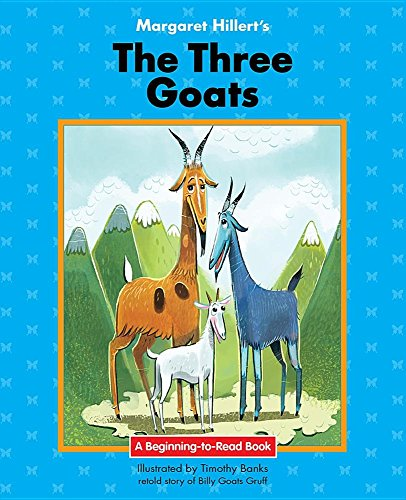 9781599537887: The Three Goats (Beginning-To-Read)