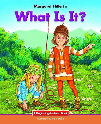 What Is It?: 21st Century Edition (Beginning-to-Read: Hillert, Margaret