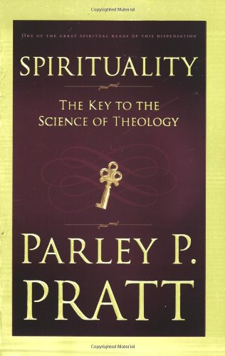 9781599551166: Spirituality:: The Key to the Science of Theology
